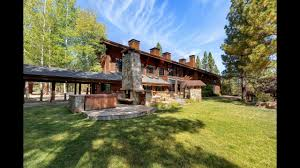sagemodern 10611 buckhorn ridge estate truckee california youtube