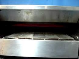 Bun Toaster Prince Castle Prince Castle Conveyor Toaster Radiant Model 428a Youtube