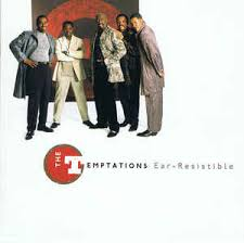 the temptations ear resistible cd album at discogs
