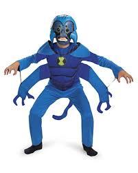 alien halloween costume ben 10 alien force spidermonkey childrens costume