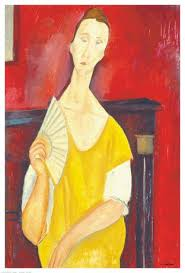 modigliani woman with a fan modigliani woman with a fan walmart canada