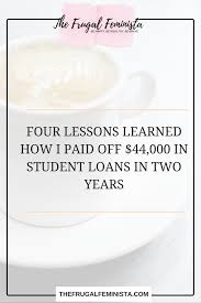 Debt Stacking Excel Spreadsheet Four Lessons Learned How I Paid Off 44 000 In Student Loans In