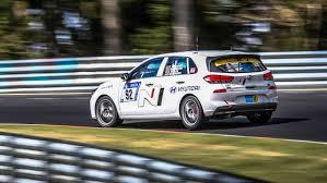 two hyundai i30 n prototypes enter 24 hours of nurburgring