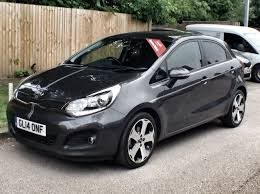 kia rio 1 4 3 5dr isg for sale at lifestyle kia tunbridge wells