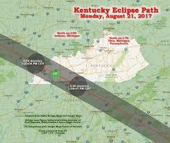map ok ky rv cgrounds kentucky american eclipse usa