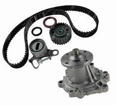 timing belt water pump kit for toyota hilux diesel 2l 3l 5l ln85r