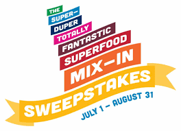 Sweepstakes by Friendship Dairies Super Duper Superfood Mix In Sweepstakes