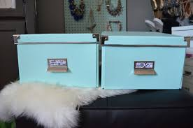 diy painted storage boxes u2013 the world u0027s easiest ikea hack
