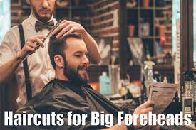 haircuts for big foreheads best hairstyles for men s women s