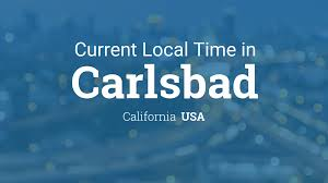 Carlsbad Ca Zip Code Map by Current Local Time In Carlsbad California Usa