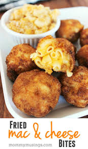 Easy Macaroni Cheese by Fried Mac And Cheese Bites Recipe