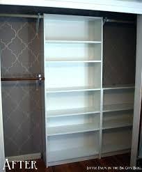 ikea closet storage charming ikea closet shelves ultimate storage wall closet makeover