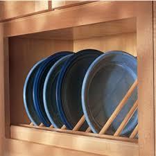Kitchen Upper Wall Cabinet Organizers Choose From Highquality - Kitchen cabinet plate organizers