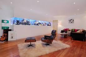 ideen für wohnzimmer aquarium ideen wohnzimmer wand integriert home