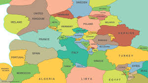 France On World Map by World Map Mediterranean Sea On World Map Showyou Me