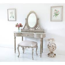 french style dressing table cheap amour french dressing table fawn grey vanity table