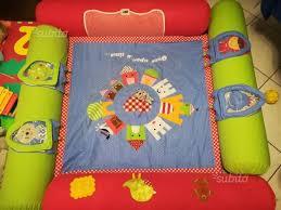 tappeto attivit罌 con bordi gonfiabili imaginarium tutto per i