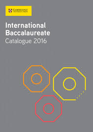 international baccalaureate catalogue 2016 by cambridge university