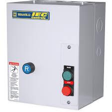 industrial magnetic motor starter kits amk oneida air