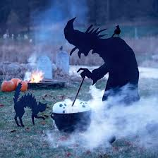 Big Scary Halloween Decorations by 125 Cool Outdoor Halloween Decorating Ideas Digsdigs