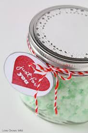 gift idea for a 5 jar gift ideas grows