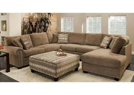 Underpriced Furniture Bigo Porcini Sectional - Underpriced furniture living room set