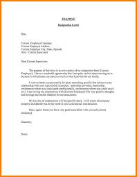 resignation letter for medical template letter resignation