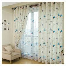 Cheap Nursery Curtains Boys Bedroom Nursery Quality Outer Space Curtains
