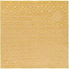 Yellow Outdoor Rug Square Yellow Outdoor Rugs Rugs The Home Depot