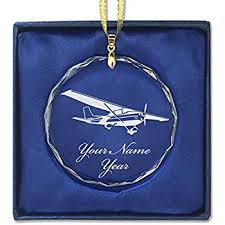limited edition cessna 172 ornament home