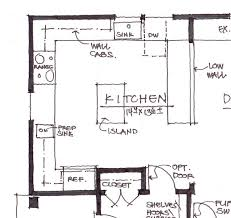 The Glade A La Carte Kitchen Let S Face The Music Centralized Kitchen Floor Plans