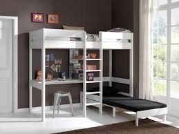 bureau pour lit mezzanine cuisine lits mezzanines lit mezzanine pour enfant avec fauteuil lit