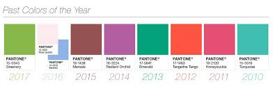 2017 color pallets color of 2017 2017 color palette trends cafedream info