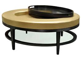 coffee table magnificent cowhide ottoman cocktail ottoman oval