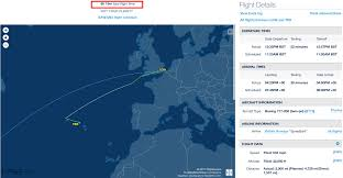 Aeromexico Route Map by British Airways Kicks Off Two Passengers On Remote Military
