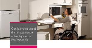 cuisine pour handicapé cuisine aménagée pour les personnes handicapées handicap