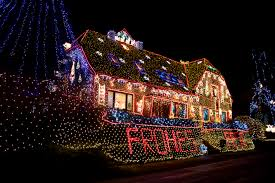 Christmas Lights House by The Best Damn Christmas Lights Ever Europe Album On Imgur