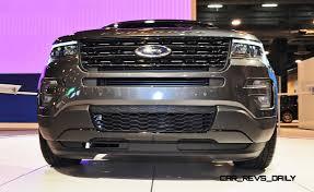 Ford Explorer 2016 - 2016 ford explorer sport 14
