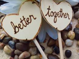 custom cupcake u0026 cake toppers better together wedding decorations