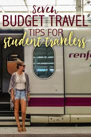 7 budget travel tips for student travelers the blonde abroad