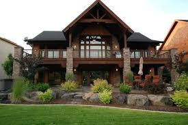 hillside cabin plans hillside cottage plans processcodi