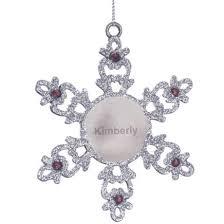 Birthstone Ornament Personalized Birthstone Star Ornament Miles Kimball