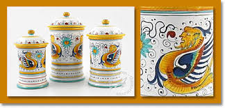 best kitchen canisters tuscan canisters the best tuscan kitchen canisters from italy