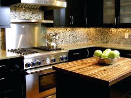 black kitchen island with butcher block top articles with oak kitchen island with black granite top tag black