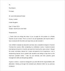 Job Application And Resume by Sample Cover Letter Example For Job 13 Download Free Documents