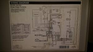 i have a nordyne furnace model kg7sa 108c 35c i turned the