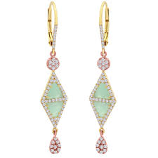 diamond back earrings earring