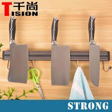 aimant cuisine tision forte magnétique porte couteau mural aimant couteau bloc pour