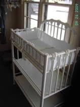 Iron Changing Table Cost To Ship Antique Iron Changing Table From Platte City To Hurst