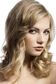 mid length layered haircuts for full face medium hairstyles for curly hair